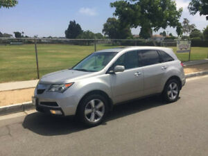 2011 Acura MDX - Technology Package