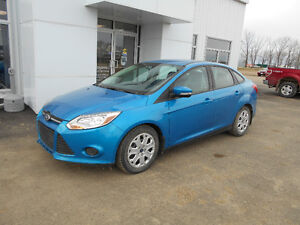 Certified 2014 Ford Focus SE Sedan, PST Paid