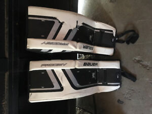 Bauer Prodigy Youth Goalie Pads