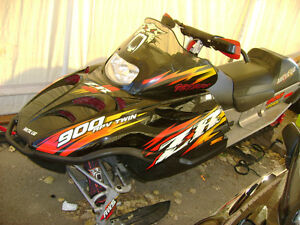 2003 ZR900-VERY FAST SLED FOR SALE/TRADE FOR ATV 4X4
