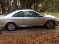 02 civic for Truck