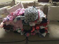 Girl 3/4yo 90 item clothes bundle