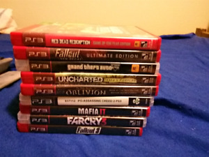 PlayStation 3    (9 games included)