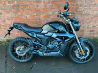 New Euro 5 Zontes ZT125-G1 learner legal own this bike for only £14.38 a week