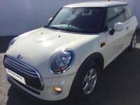 2014 64 MINI HATCH COOPER 1.5 COOPER D 3D 114 BHP DIESEL - PX/FINANCE POSS
