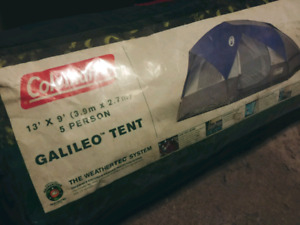 5-Person Coleman Galileo Tent