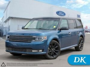 2018 Ford Flex Limited 303A EcoBoost AWD **Qualifies for New Veh
