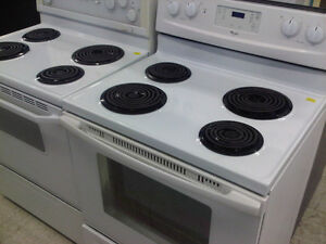 STOVES $200 AND UP WITH WARRANTY