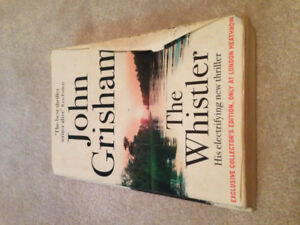 John Grisham Book for Sale!