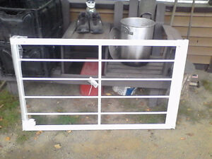 adjustable window security barrier
