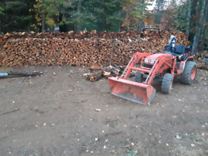 Hardwood firewood  all beech rock maple
