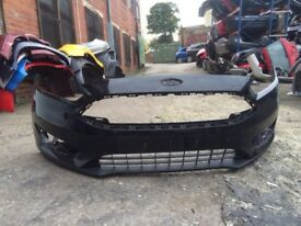 Ford focus front bumper 2014-2015-2016 £60