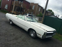 chrysler 300 convertible big block 440