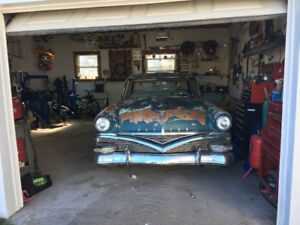 Looking for parts for a 1956 ford meteror