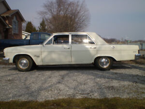 1966 RAMBLER CLASSIC 550 FOR SALE!!!!!!!