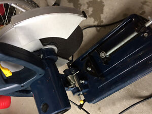 Mastercraft 15amp Chop Saw