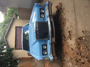 1978 Lincoln Continental Blue Other