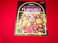 Wilton -- Beautiful Gum Paste Flowers.