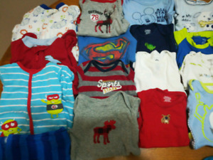 Huge Fall/Winter 0-3 Boy LOT - Brand name