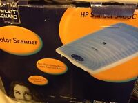 Colour scanner
