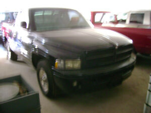 1999 Dodge Ram Sport Short Box pickup