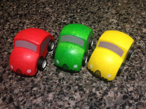 PLAN TOYS - PLAN CITY SMALL VEHICLES