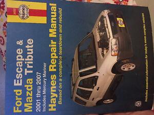 Ford Escape 2001. - 2007
