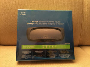 Cisco Wireless N Home Router