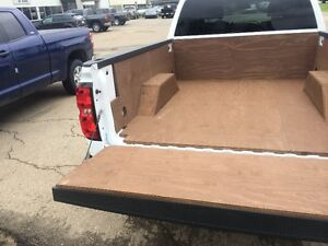 Plywood Boxliner OVERSTOCK  up to 75% off Edmonton Edmonton Area image 1