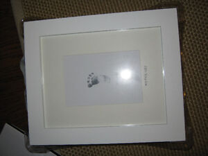 NEW, Baby Mexx 3 picture frames, with writing on mat... St. John's Newfoundland image 3
