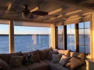 **ST. LAWRENCE RIVER WATERFRONT COTTAGE**