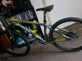 Giant talon 8 gears mountain bike