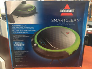 BISSELL SMARTCLEAN VACUUM - NEW IN BOX