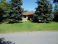Lively Bungalow on large lot - available as early as Oct 15,2016
