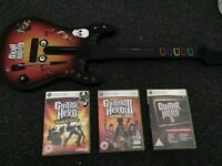 Guitar hero games for Xbox 360