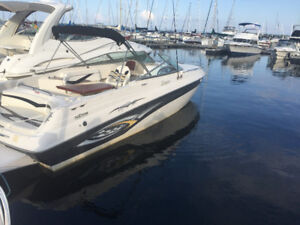 2003 Rinker 282 Cuddy with 496HO