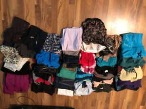 Huge Bundle of Clothing size small and medium