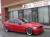 19 Inch LMR Style Wheels for BMW 3 Series $850 call 9056732828