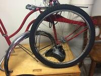 Antique Bike Parts