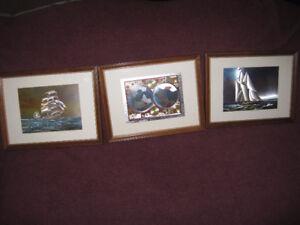 Framed Print Set