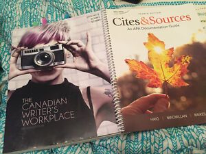 Selling the Canadian writers workplace textbook