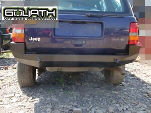 Looking for rear metal bumper for 98 zj
