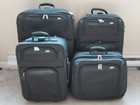 Samsonite Rhapsody 5 Onyx Green Luggage Set