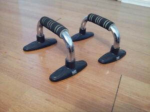 Push Up Bars (Body Sculpture)