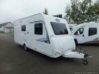 Caravelair Family 496 7 Berth Caravan