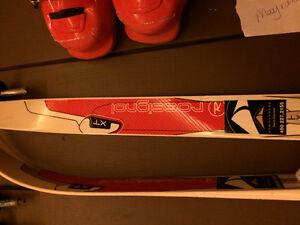 Ensemble de ski de fond pour enfant