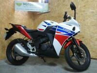 Honda CBR 125 Only 3098 Miles, 2 Owners
