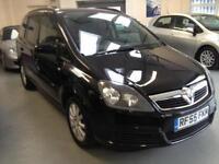 Vauxhall/Opel Zafira 1.6i 16v ( a/c ) 2005.75MY Club