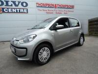 2013 Volkswagen up! 1.0 Move Up 5dr