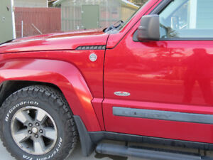 2008 Jeep Liberty North edition SUV, Crossover